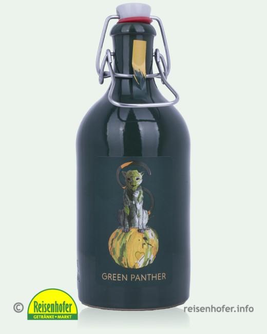 Green Panther Kürbiskern-Eierlikör 16% Vol.