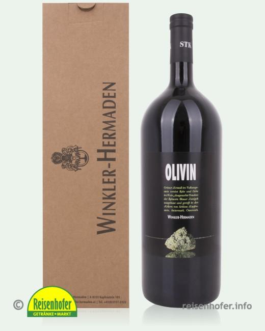 Winkler-Hermaden Olivin Magnum 2015 13,5% Vol.